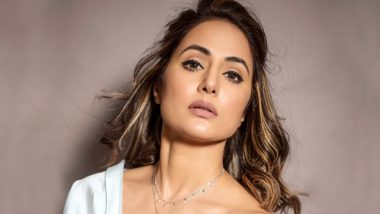 Hina Khan's SEXY Buss It Challenge Video Is Going Viral on Instagram! Watch