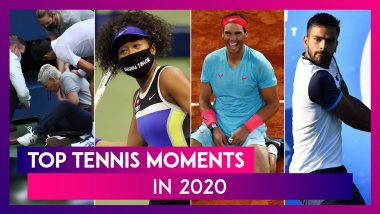 Top Tennis Moments 2020: Novak Djokovic's 8th Australian Open Win And Other Best Moments This Year