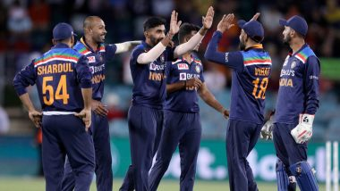 IND vs AUS, 3rd ODI 2020 in Photos: India Registers 13-Run Victory Over Australia