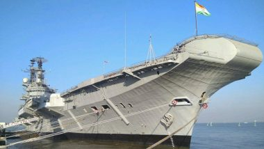 INS Viraat's Dismantling Put on Hold by Supreme Court; Know All About India's Longest-Serving Aircraft Carrier