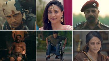 Jeet Ki Zidd Trailer: Amit Sadh Plays Major Deependra Singh Sengar, The Kargil Hero Who Never Gave Up on Life (Watch Video)