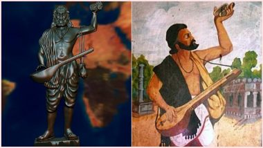 Kanakadasa Jayanthi 2020 Wishes, Images and Messages Take Over Twitter, Netizens Honour the Great Poet, Philosopher and Saint Shri Kanaka Dasa on His Birth Anniversary