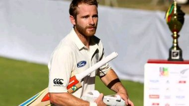New Zealand Cricket Awards 2021: Kane Williamson Wins Sir Richard Hadlee Medal Across Formats for Fourth Time