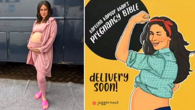 Kareena Kapoor Khan Announces Her New Book – Pregnancy Bible for All Moms-to-Be