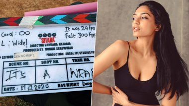 Sobhita Dhulipala Wraps Sitara Shoot; Actress Shares Film's Clapboard, Says 'All's Well That Ends Well'