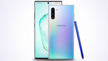 Samsung Galaxy Note 10 Series Reportedly Faces Issues With S Pen