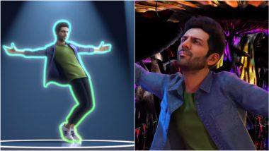 Nachunga Aise Song: Kartik Aaryan's Unimpressive Digital Avatar Grooves to an Impressive Dance Track by Milind Gaba (Watch Video)
