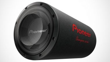 New Pioneer Subwoofer Launched in India for Rs 9,990