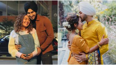 Neha Kakkar Shares A Pic With Rohanpreet Singh Flaunting Baby Bump! Is The Newly Married Singer Pregnant?