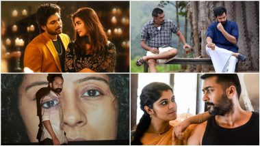 Year Ender 2020: These 10 South Entertainers of Suriya, Allu Arjun, Dulquer Salmaan, Prithviraj, Aishwarya Rajesh Impressed Us the Most This Year (LatestLY Exclusive)