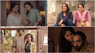 Year Ender 2020: These 10 Hindi Movies of Taapsee Pannu, Kangana Ranaut, Abhishek Bachchan, Radhika Apte Won Our Hearts This Year (LatestLY Exclusive)