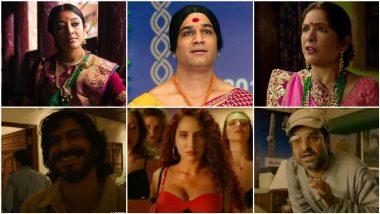 Year-Ender 2020: Sharad Kelkar in Laxmii, Nora Fatehi in Street Dancer, Harshvardhan Kapoor in AK vs AK and More – 20 'Scene-Stealers' of Hindi Cinema This Year!
