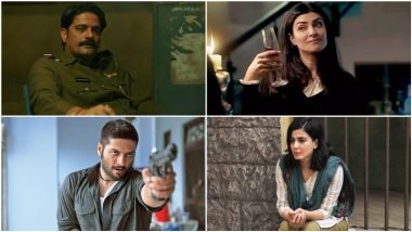 Year-Ender 2020: Sushmita Sen in Aarya, Jaideep Ahlawat in Paatal Lok, Ali Fazal in Mirzapur 2 and More -15 Performances From Hindi Web-Series That Bowled Us Over! (LatestLY Exclusive)