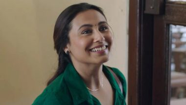 Rani Mukerji: If You Really Love the Craft of Acting Then You Should Be Here in Bollywood