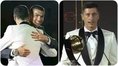 Cristiano Ronaldo Reportedly 'Gives' Globe Soccer Player of the Year Award 2020 to Robert Lewandowski