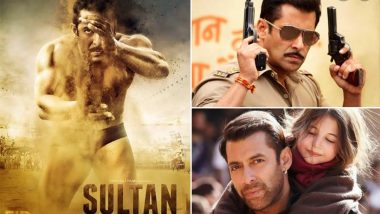 Salman Khan Birthday Special: Sultan, Bajrangi Bhaijaan, Tiger Zinda Hai -10 Biggest Hits Of The Bhai Of Bollywood In The Last Decade