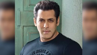 Salman Khan to Provide Financial Aid to 25,000 Cine Workers Amid COVID-19 Crisis