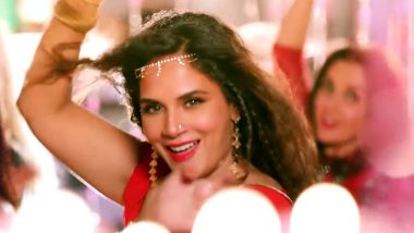 Shakeela Song Taaza: Richa Chadha's Dance Number Is Anything but Fresh (Watch Video)