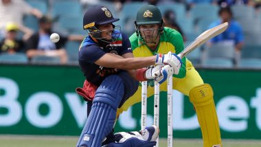 India vs Australia 1st T20I 2020 Live Streaming Online on DD Sports, Sony LIV and Sony SIX: Get Free Live Telecast of IND vs AUS on TV, Online and Listen to Live Radio Commentary