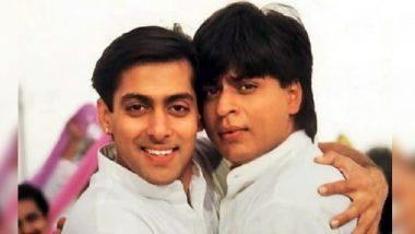 Salman Khan and Shah Rukh Khan's Karan Arjun Pairing Almost Did Not Happen Because of This Reason