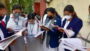 CBSE Board Exams 2021 Latest Update: Class 12 Examinations Postponed; Class 10 Exams Cancelled, Results To Be Made on Basis of Objective Criterion; Check Details