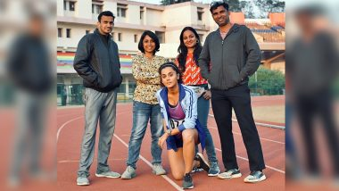 Rashmi Rocket: Taapsee Pannu Wraps Up Ranchi Schedule of Her Upcoming Sports-Drama