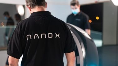 Nanox Delivers on Their Promise at RSNA, and Much More