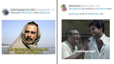 'Where's Chintu?' WhiteHat Jr Ad Kid Becomes Target of Funny Memes and Jokes, Once Again After Google Services Face Global Outage!