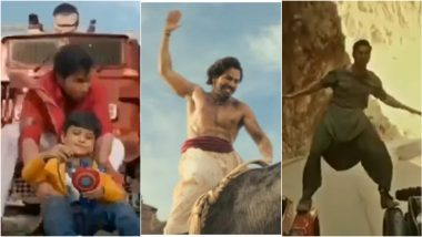 Varun Dhawan's 5 Worst Action Scenes: From Train Jump in Coolie No 1 to Bike Split in Dishoom (LatestLY Exclusive)
