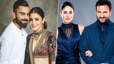 Year-Ender 2020: From Anushka Sharma-Virat Kohli to Kareena Kapoor-Saif Ali Khan – Celebrities With a 'Baby on Board'