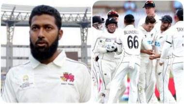 Wasim Jaffer Hilariously Trolls Pakistan For Losing the First Test Against New Zealand, Congratulates Black Caps With Funny Meme for Becoming the Number One Test Team