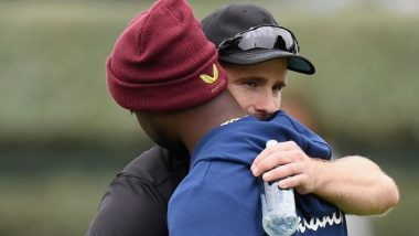 Twitterati Show Respect for Kane Williamson After New Zealand Captain's Support to Windies Pacer Kemar Roach Who Recently Lost his Father