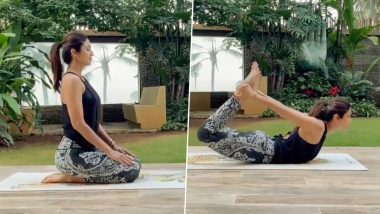Easy Asanas for Immunity for International Yoga Day 2021: Practice These 5 Yoga Poses To Strengthen Your Immune System