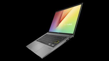 CES 2021: New Asus ZenBooks, VivoBook S14 & TUF Dash Gaming Laptop Showcased