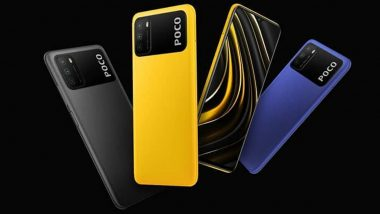 Poco M3 Smartphone With Snapdragon 665 SoC Launched; Prices, Features & Specifications
