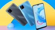 Realme C20 First Online Sale Tomorrow at 12 PM Via Flipkart & Official Website; Prices, Features, Offers & Specifications