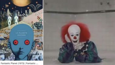 'What Movie Traumatized You As A Kid?' From 'IT' to 'The Exorcist,' Canadian Blogger's Viral Tweet Prompt Social Media Users to Revisit the Films That Scared Us As Children