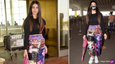 Fashion Disaster: Warina Hussain's 'Atrangi' High Rise Trousers Scares Fashionistas Out Of Their Wits!- View Pics
