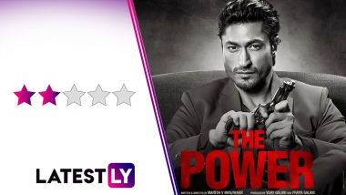 The Power Movie Review: Vidyut Jammwal, Shruti Haasan Engage in a Tedious Powerplay in Mahesh Manjrekar's Tepid Remake of The Godfather (LatestLY Exclusive)