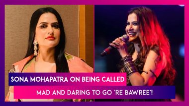 Sona Mohapatra: Thinking Women Are Quickly Stereotyped And Even Slut-shamed!