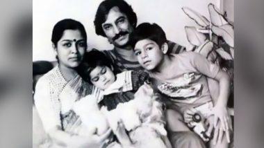 Vivek Oberoi Shares Black & White Family Photo from Childhood Days, Says 'Koi Lauta De Mujhe Bachpan Ke Din'