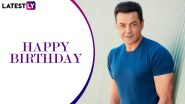 Bobby Deol Birthday: Barsaat, Gupt, Badal – 5 Best Roles Played By Bollywood's Charming Actor!