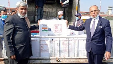 'Made in India' COVID-19 Vaccines Arrive in Nepal
