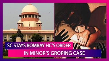 Supreme Court Puts On Hold 'Disturbing' Bombay High Court's 'Skin-To-Skin' Order In Minor's Groping Case