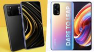 Smartphones Likely to Be Launched in India in February 2021: Redmi Note 10 Series, Poco M3, Realme X7 Series & Samsung Galaxy A52