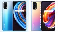 Realme X7 & Realme X7 Pro to Be Launched in India by the First Week of February 2021: Report