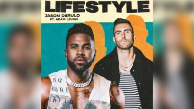 Jason Derulo, Adam Levine Team Up for the First Time for a Song Titled 'Lifestyle'