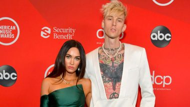 Machine Gun Kelly Reveals Bernie Sanders Helped Him in His Relationship with Megan Fox