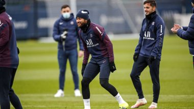 Neymar Jr Injury Update: Brazilian Returns to Individual Training, Forward's Recovery on Schedule