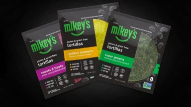 Mikey's Tortillas Offer Delicious Way to Stay on Your 2021 Diet